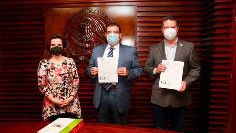 Entrega Alejandro Tello su Quinto y último Informe de gobierno a la Legislatura de Zacatecas