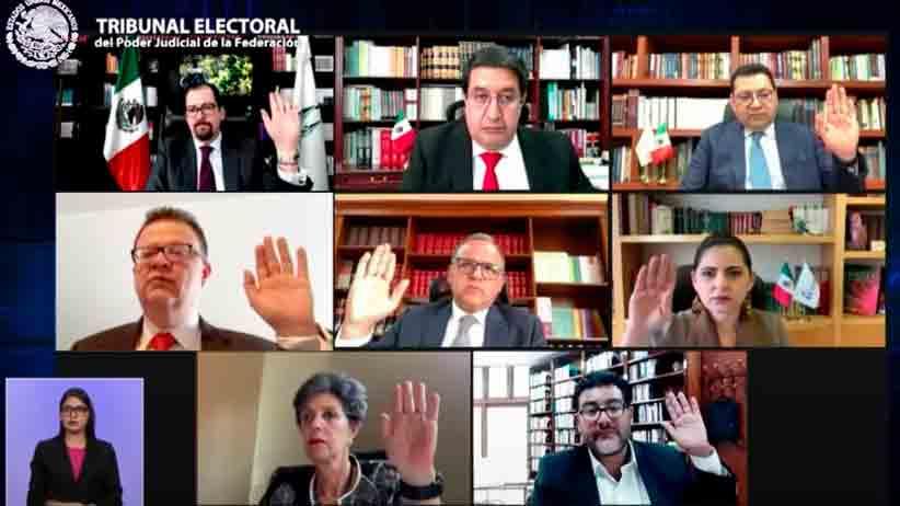 Tribunal Electoral Federal revoca multa impuesta por el INE a David Monreal
