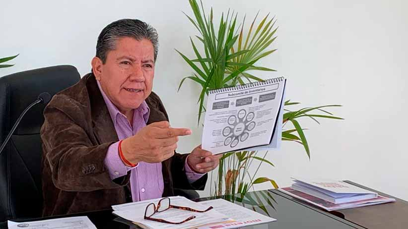 Seremos muy escrupulosos en la revisión del patrimonio de los zacatecanos, advierte David Monreal Ávila