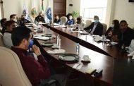 Mantienen coordinación y trabajo conjunto SSP y alcaldes
