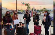 Hijas de zacatecanos migrantes visitan los municipios del estado