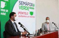 Por primera ocasión, cero contagios en el sector salud y ocho días sin fallecimientos por COVID-19 en Zacatecas