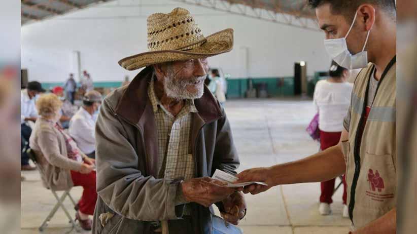 La Pensión para el Bienestar llega a las comunidades más alejadas de Zacatecas