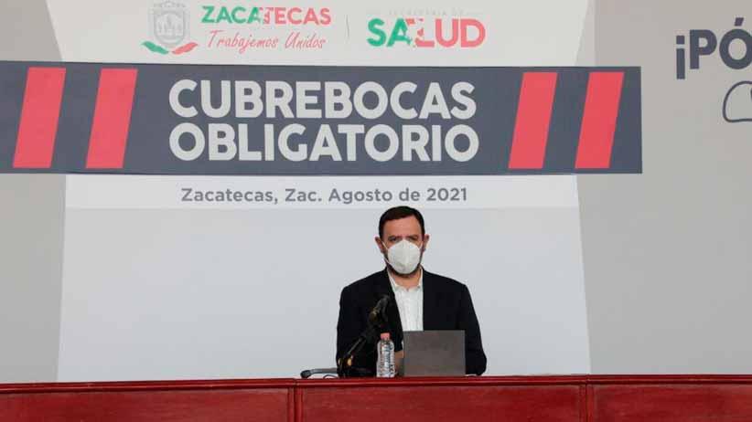 Sería catastrófico regresar a Semáforo Rojo en Zacatecas: Alejandro Tello