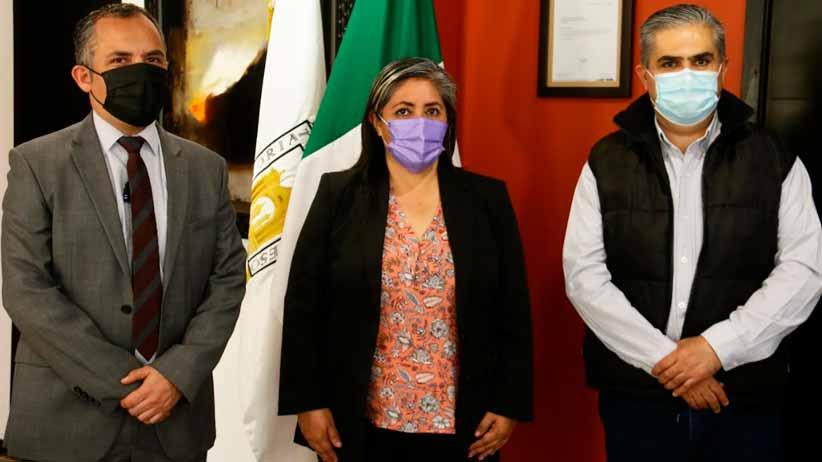 Ayuntamiento de Guadalupe, comprometido con las cámaras empresariales