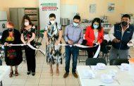 Entrega SEDIF equipamiento completo a Espacio Alimentario Escolar en Pánfilo Natera