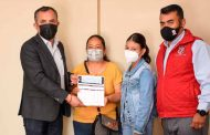 Entrega municipio de Guadalupe estímulos económicos a estudiantes de excelencia académica