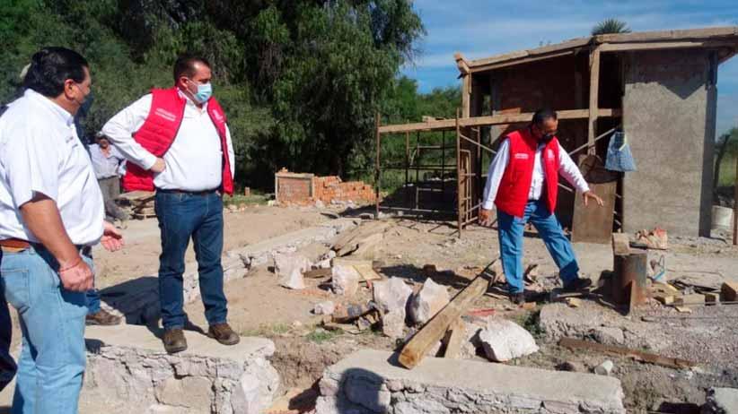 Invierte Gobierno más de 9 mdp en obras hídricas y de drenaje en Pinos, Noria de Ángeles y Loreto