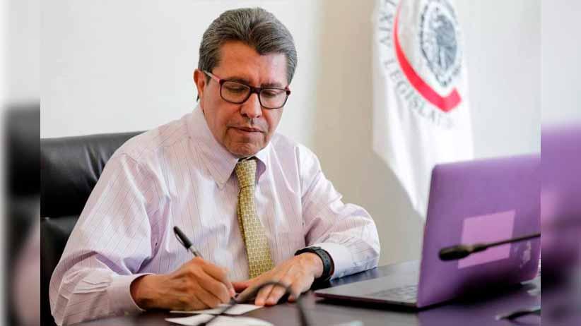 Ricardo Monreal alista una profunda reforma político-electoral