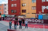 Con acciones, refrendamos el compromiso de rescatar y dignificar los espacios públicos: César González