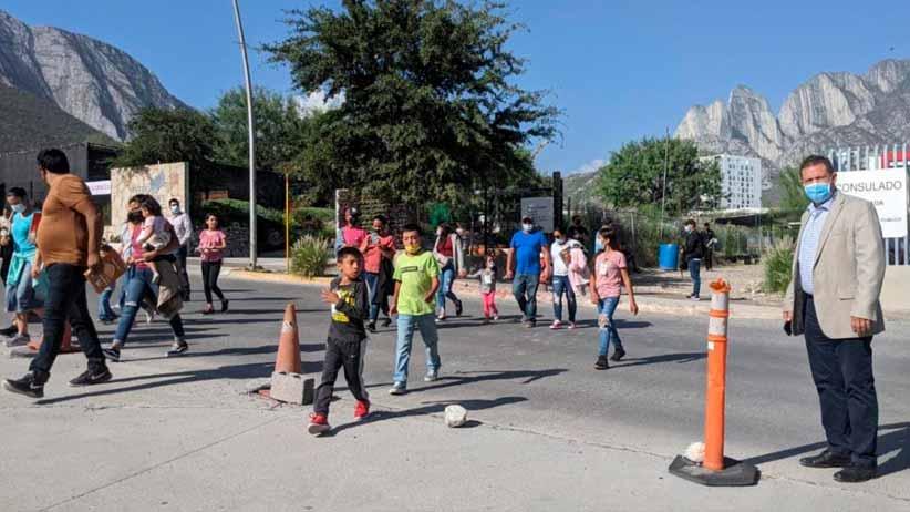 Gestiona gobierno estatal 40 pasaportes americanos a menores nacidos en EUA y radicados en Zacatecas