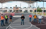 Este lugar es para que los jóvenes puedan desenvolverse en el deporte: César González