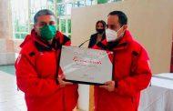 Por su valentía y compromiso con Zacatecas, reconoce Gobierno del Estado a los bomberos en su día