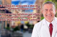 El cambio en Jerez está a días de llegar: Humberto Salazar Contreras (video)