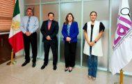 Se reúne Xerardo Ramírez con autoridades de la UAZ y del IZAI