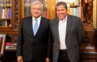 La transformación de México sigue en marcha con el gobierno del presidente Andrés Manuel López Obrador: David Monreal Ávila
