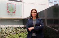 Geovanna Bañuelos propone seguro de desempleo con aportaciones tripartitas