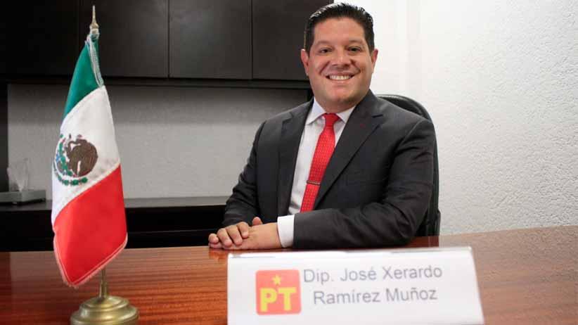 Caminemos Juntos por el Zacatecas Bonito: Xerardo Ramírez