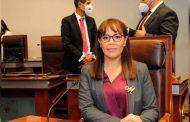 Maribel Galván Jiménez rindió protesta como Diputada Local de morena