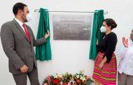Inaugura Alejandro Tello obras por más de 10 mdp en la Casa Hogar de la Tercera Edad