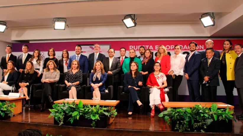 Para avanzar hay que asumir riesgos; hoy la PNT se fortalece: Julieta del Río
