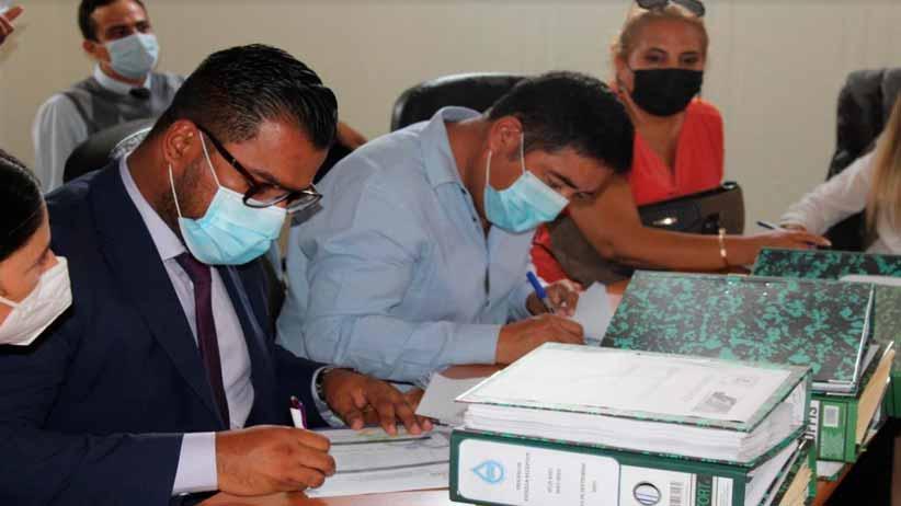Se efectúa la Entrega-Recepción en el municipio de Tabasco