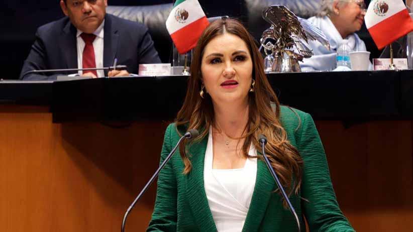 La Cuarta Transformación será recordada como el primer Gobierno del Bienestar: Geovanna Bañuelos