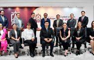 Por primera vez en la historia se integra en el municipio de Guadalupe, gabinete con equidad de género