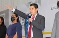 Mario Córdova Longoria Toma Protesta como Presidente Municipal de Río Grande