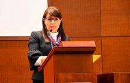 Propone Maribel Galván, por ley: Inteligencia en el combate a la inseguridad