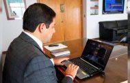 Se reúne Jorge Miranda con alcaldes de todo el estado; coordinarán esfuerzos en seguridad