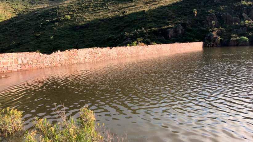 Realiza Protección Civil Municipal revisiones a presas tras aumento de lluvias