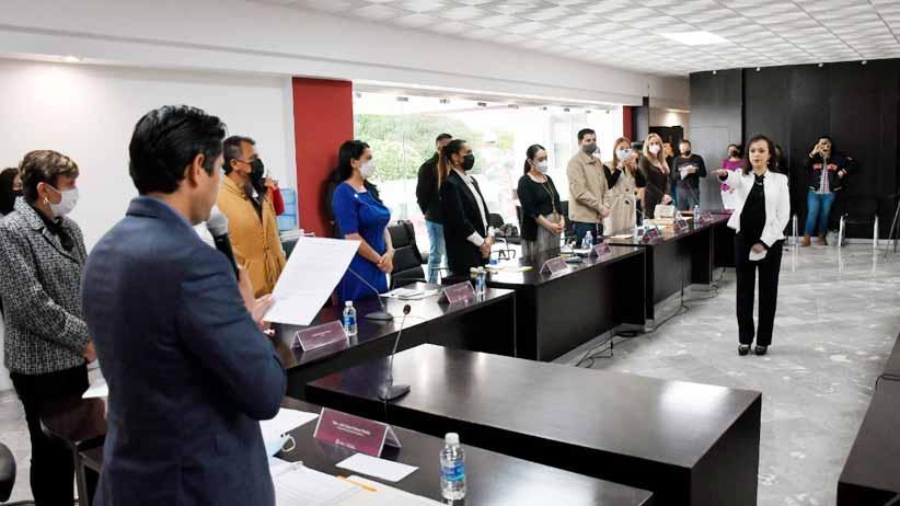 Designan a titular del Órgano Interno de Control en el municipio de Guadalupe