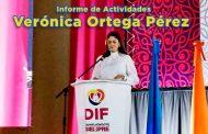 Informe de actividades del SMDIF Villanueva