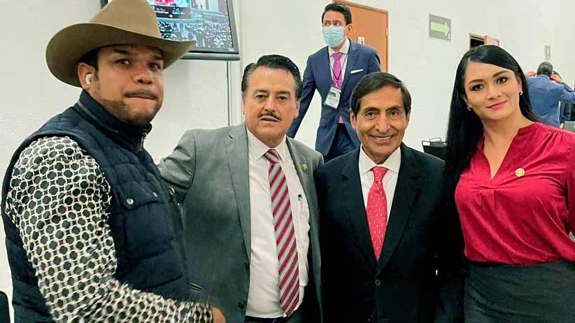 Continúa gestión de reunión con SHCP para resolver pago de nómina magisterial zacatecana