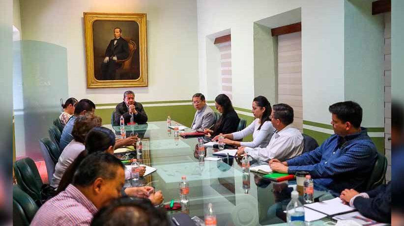 Encabeza Gobernador David Monreal el rescate financiero de Zacatecas ante las secretarías de Hacienda y Educación