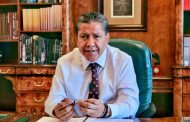 Mientras no se resuelva crisis financiera, no se pagará salario a Gobernador y altos mandos, anuncia David Monreal