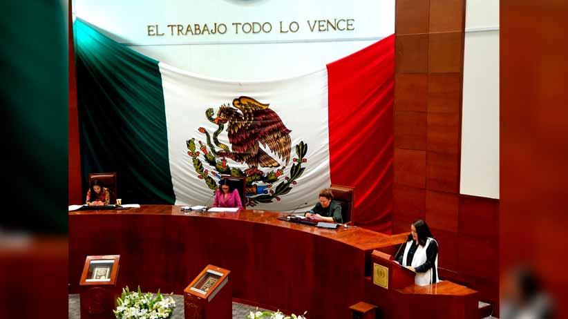 Presenta Fernanda Miranda iniciativa de Ley de Entidades Paraestatales del Estado de Zacatecas