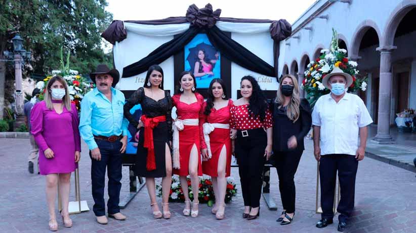 """Conoce a Itzel, Yareli y Lidia, candidatas de """"Nuestra Belleza Nochistlán 2021"""""""