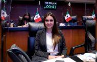 Garantizar medicamentos y fortalecer campaña de prevención del cáncer de mama, propone Geovanna Bañuelos