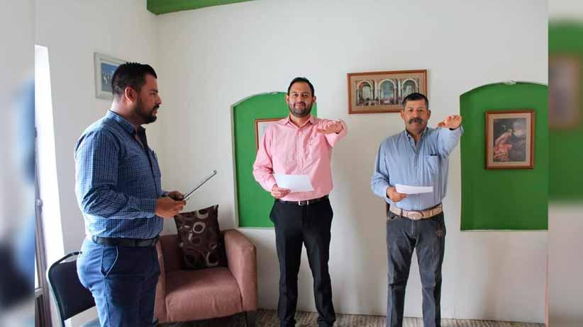 Siguen los nombramientos en el municipio de Tabasco
