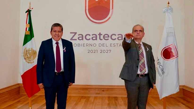 Inicia solución de fondo al quebranto del Issstezac; nombra David Monreal a Ignacio Sánchez como Director del instituto de pensiones