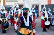 Se lleva a cabo tradicional desfile en la ciudad de Guadalupe