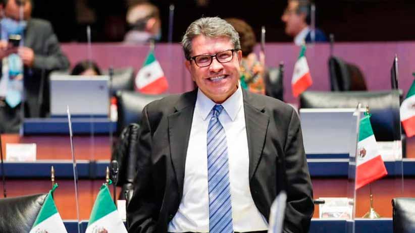 Haremos de Morena un partido con vida orgánica y debate interno, afirma Ricardo Monreal