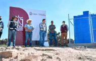 Entrega Julio César Chávez obra en El Pescado