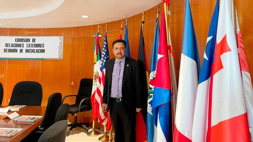 Exige Miguel Torres política exterior que dignifique a México y proteja Derechos Humanos de Migrantes