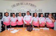Ofrece INMUFRE taller de autodefensa feminista