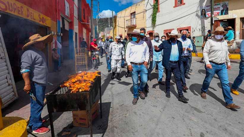 Retornan Genaro Codina y Cuauhtémoc a su vida cotidiana, gracias a la atención oportuna: Gobernador David Monreal