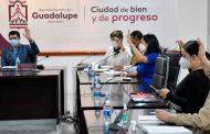 Ayuntamiento de Guadalupe respalda a David Monreal