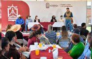 Reconoce Julio César Chávez a mujeres del campo